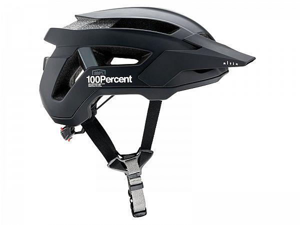 100% Altis Trail Cykelhjelm, Black