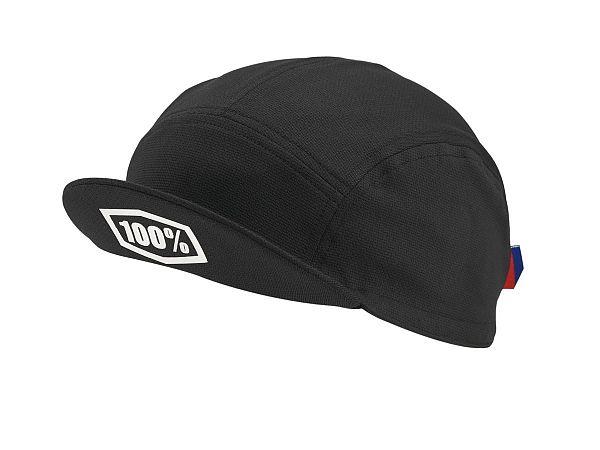 100% Exceeda Road Cap, Black