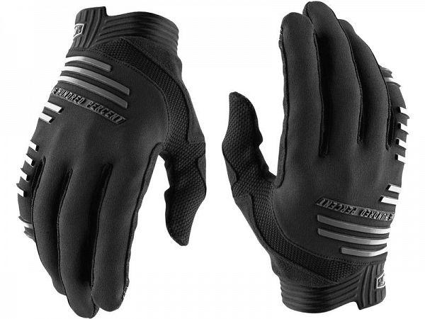 100% R-Core Handsker, Black
