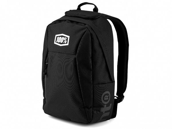 100% Skycap Backpack, Black