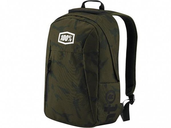 100% Skycap Backpack, Camo
