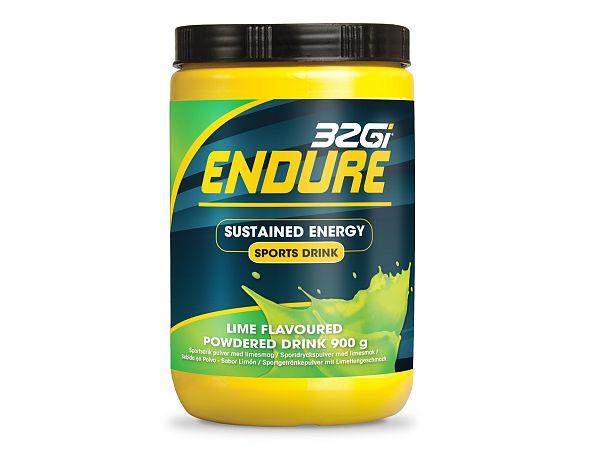 32Gi Endure Lime Energy Drink, 900g