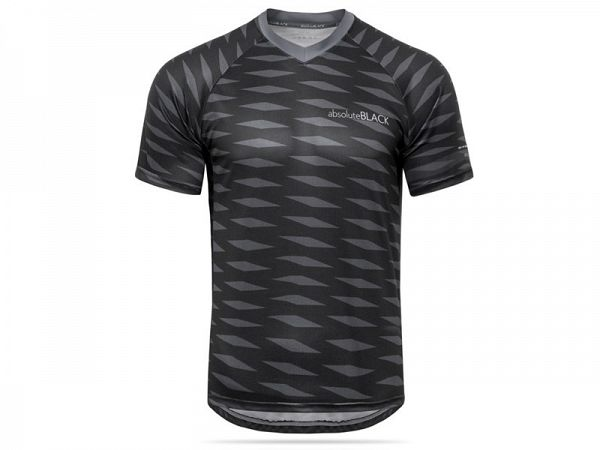 Absoluteblack Trail/Enduro Jersey, Black