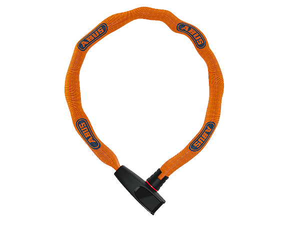 Abus 6806 Catena Kædelås, Neon Orange