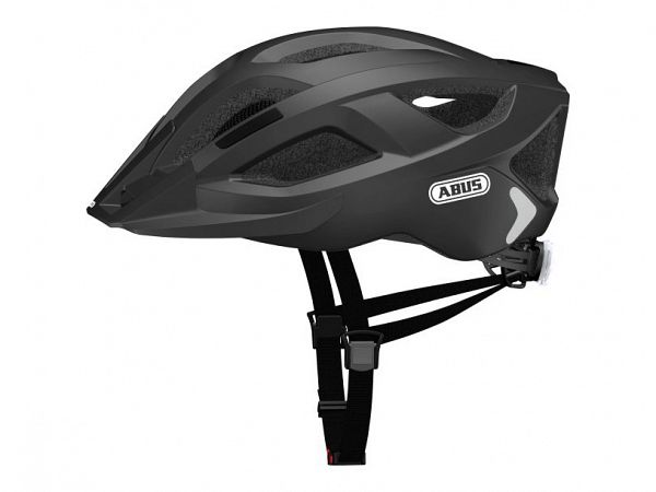 Abus Aduro 2.0 Cykelhjelm, Velvet black