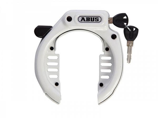 Abus Amparo 485 Ringlås, hvid