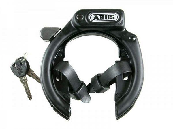 Abus Amparo 485 Ringlås m. Strips, sort