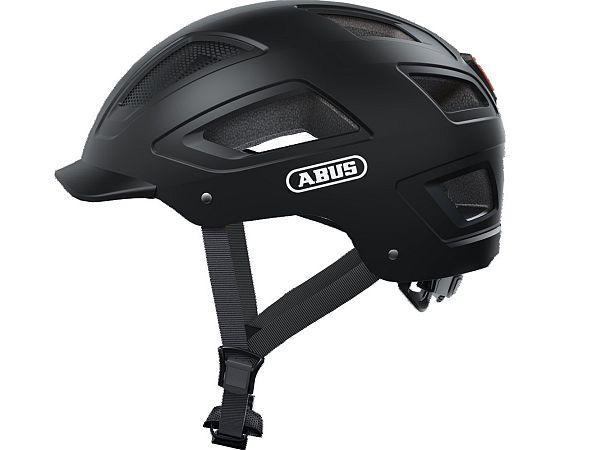Abus Hyban 2.0 Cykelhjelm, Velvet Black