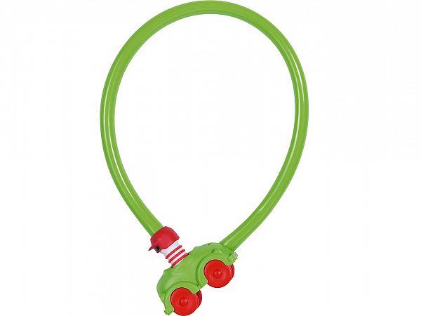 Abus My First Wirelås, Green