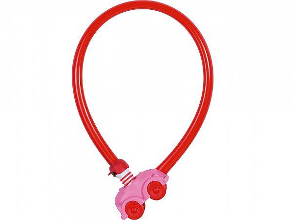 Abus My First Wirelås, Pink