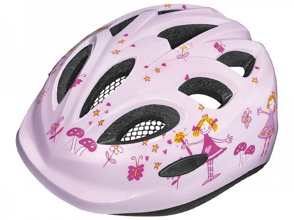 Abus Smiley Børne Cykelhjelm, Princess