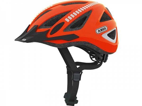 Abus Urban-I 2.0 Cykelhjelm, Signal Orange