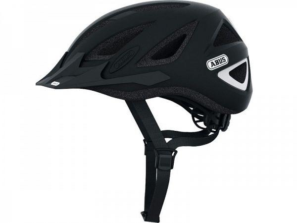 Abus Urban-I 2.0 Cykelhjelm, Velvet Black