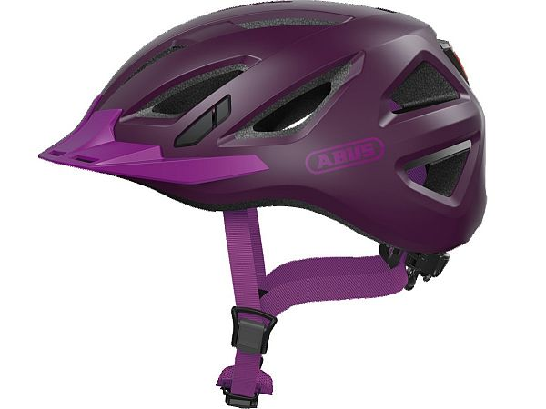 Abus Urban-I 3.0 Cykelhjelm, Core Purple