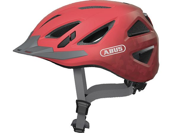 Abus Urban-I 3.0 Cykelhjelm, Living Coral
