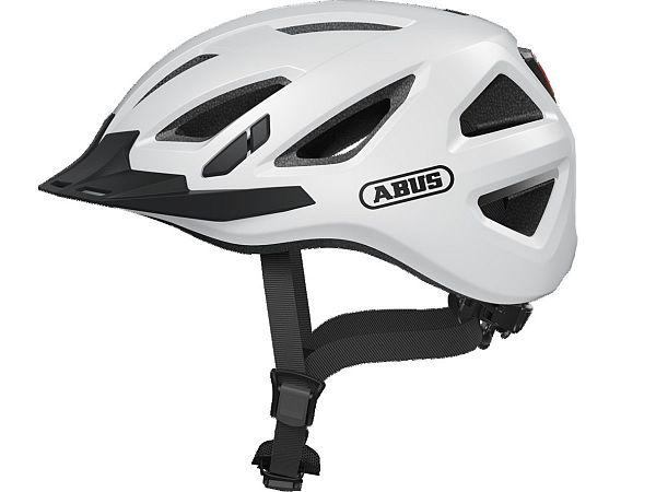 Abus Urban-I 3.0 Cykelhjelm, Polar White