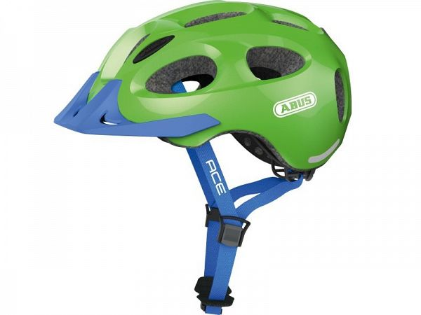 Abus Youn-I Ace Cykelhjelm, Sparkling Green