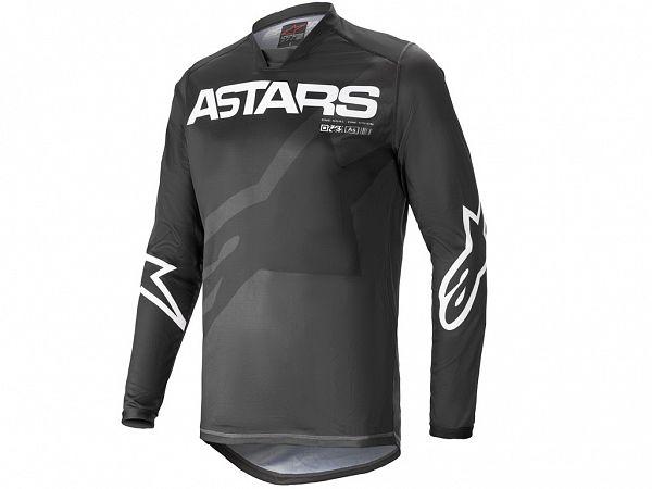 Alpinestars Racer Braap Jersey, Black/Grey/White