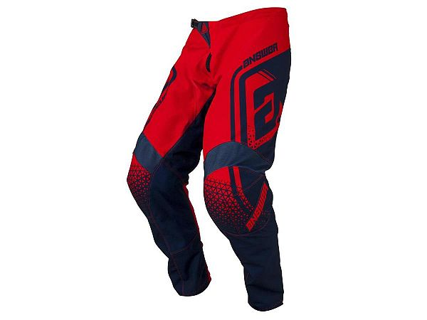 Answer Syncron Drift Pants, Red/Midnight