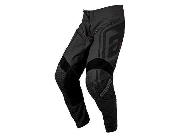 Answer Syncron Drift Youth Pants, Charcoal/Black