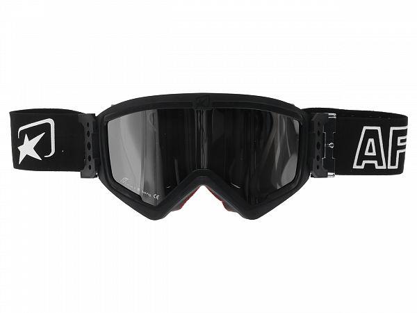 Ariete MX Adrenaline BMX Briller, Black/Idirium