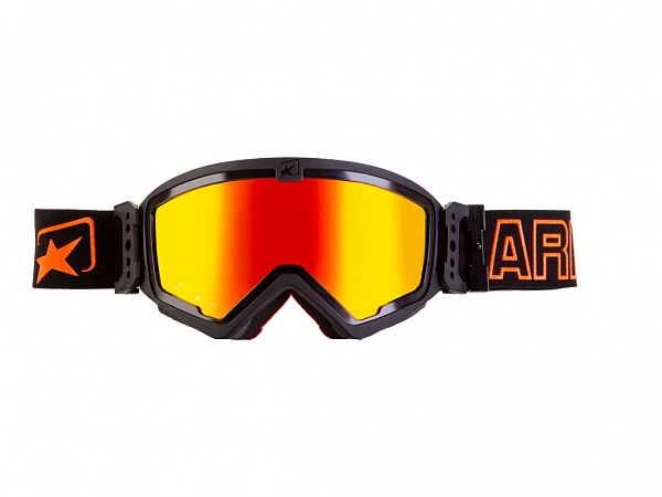 Ariete MX Adrenaline BMX Briller, Red/Orange