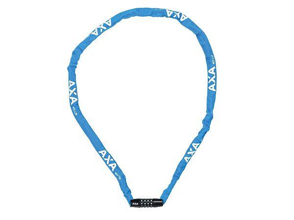 AXA Rigid Code Blue Kædelås, 120cm