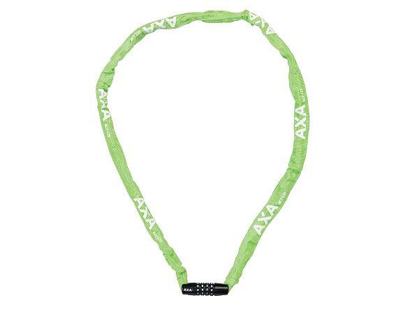 AXA Rigid Code Green Kædelås, 120cm