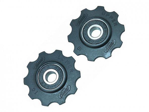 BBB 7/8-Speed Lukkede Pulleyhjul, 10T