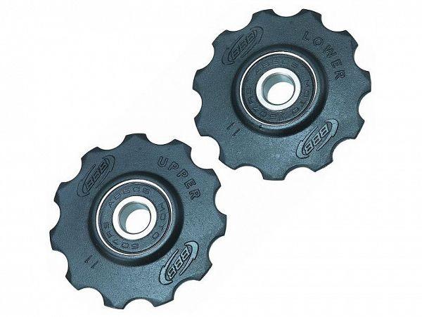 BBB 9/10/11-Speed Lukkede Pulleyhjul, 11T