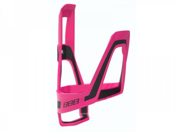 BBB DualCage Flaskeholder, Pink