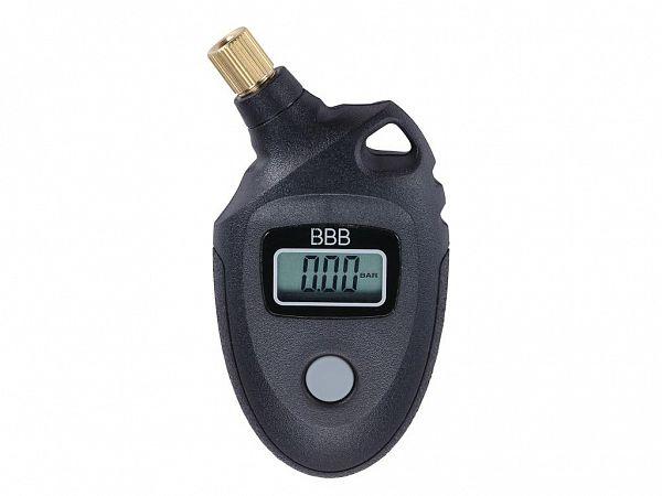BBB PressureGauge  Digital Dæktryksmåler, 160 PSI