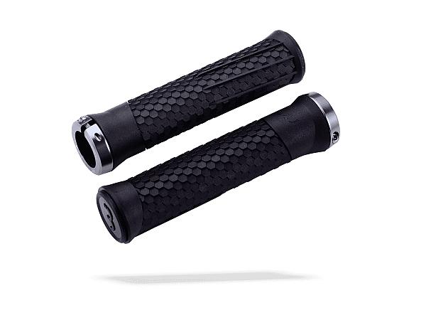 BBB Python Lock-On Black Håndtag, 142mm