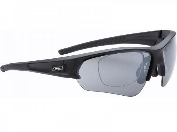 BBB SelectOptic Black Solbrille m. Indbygningsfelt