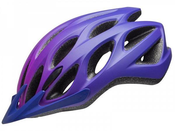 Bell Charger Junior Cykelhjelm, Purple