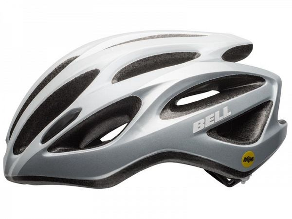 Bell Draft MIPS Cykelhjelm, White/Silver