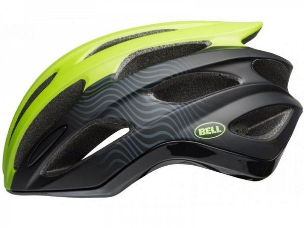 Bell Formula Cykelhjelm, Hi-Vis/Black