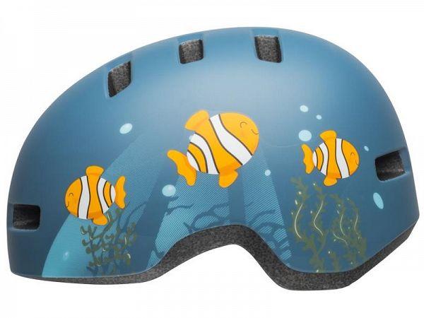 Bell Lil Ripper Cykelhjelm, Clown Fish