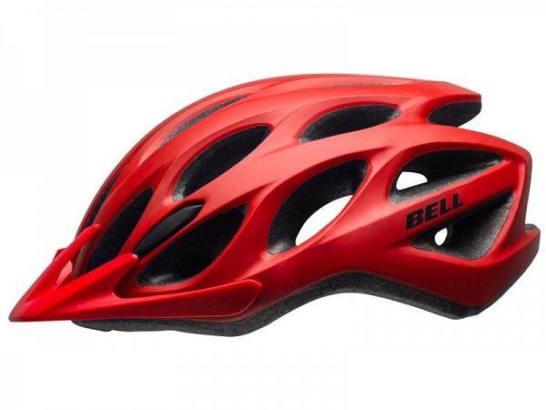 Bell Tracker Cykelhjelm, Red