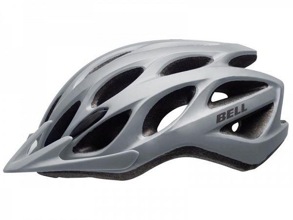 Bell Tracker Cykelhjelm, Silver