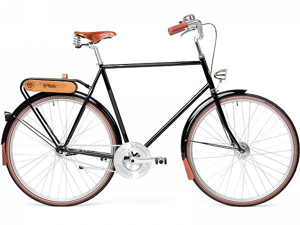 b'fair Bike Black - Herrecykel - 2020