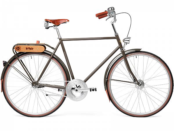 b'fair Bike Green - Herrecykel - 2020