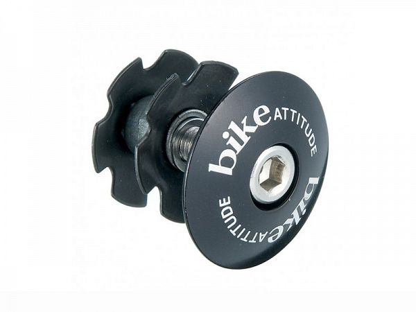 "Bike Attitude Alu 1 1/8"" Top Cap"