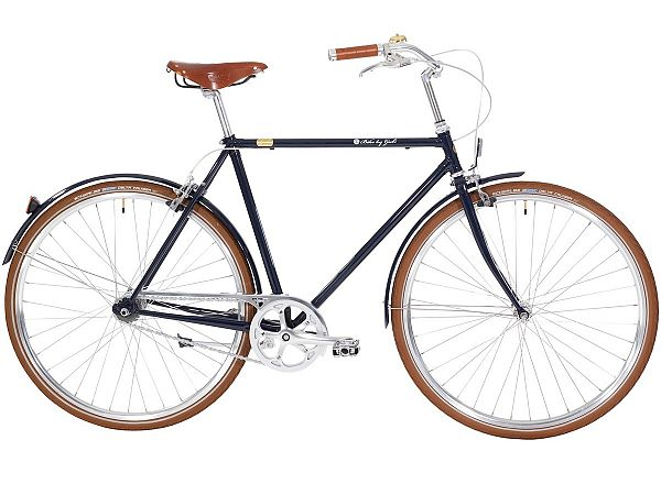 Bike By Gubi 8 Westminster Blue - Herrecykel - 2020