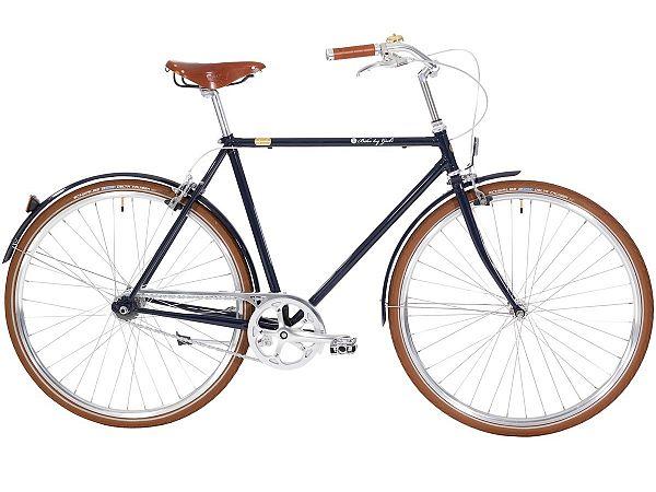 Bike By Gubi 8 Westminster Blue - Herrecykel - 2022
