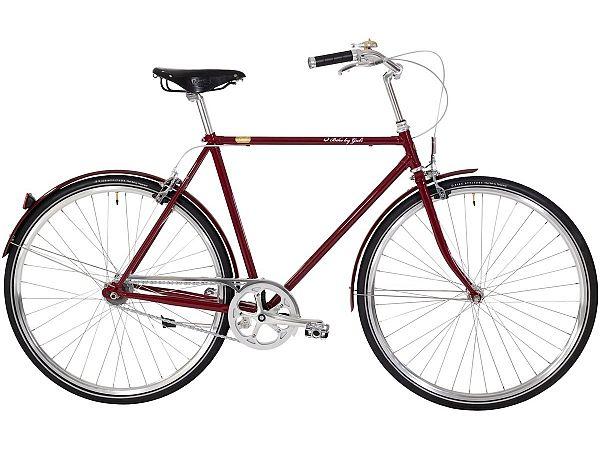 Bike by Gubi Auto - Herrecykel - 2017