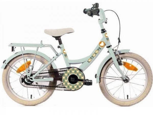 "Bike For Fun 12"" Green - Pigecykel - 2021"