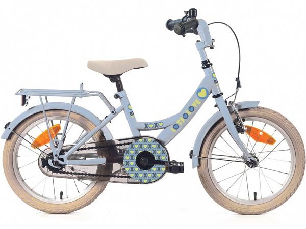 "Bike For Fun 12"" Lightblue - Pigecykel - 2021"