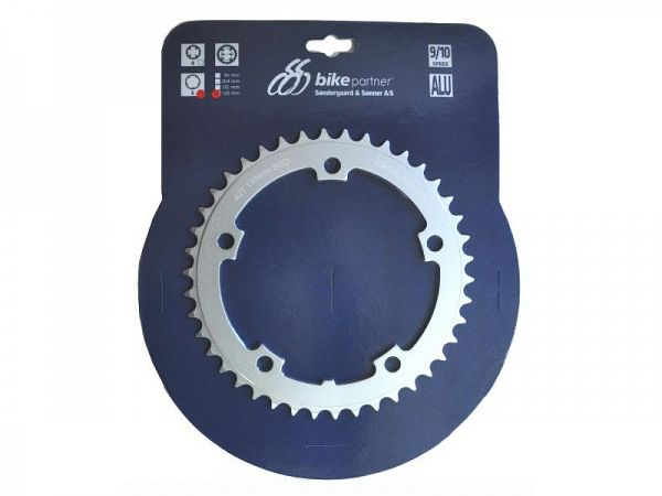 Bike Partner Driveline 9/10-Speed Klinge, 44T