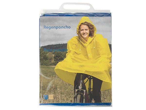 Bike Partner Regnslag, Yellow